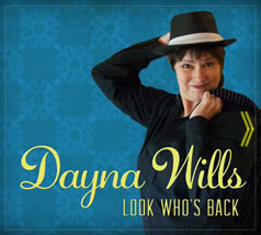 Dayna's new CD, Look Who's Back